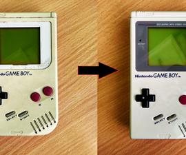 Ultimate Game Boy Refurbishing Guide