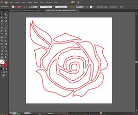 How to Use Adobe Illustrator to Create Design Motifs for a Vinyl Cutter