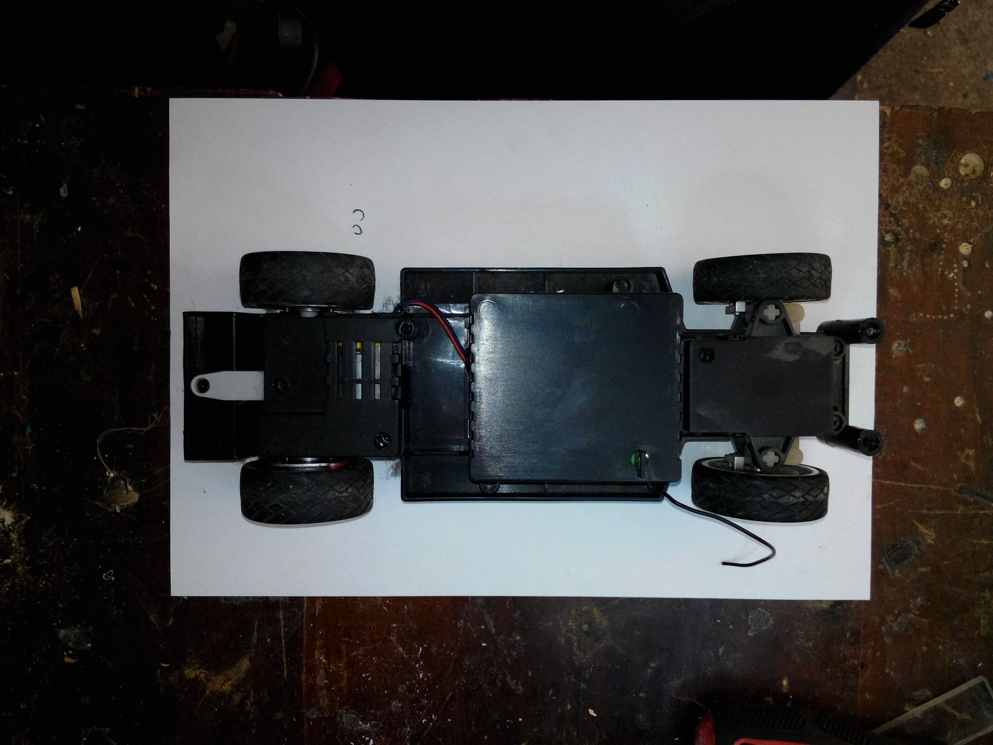 Picture of The Old RC Car
