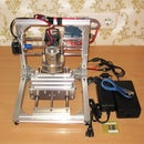 Mini CNC Engraver
