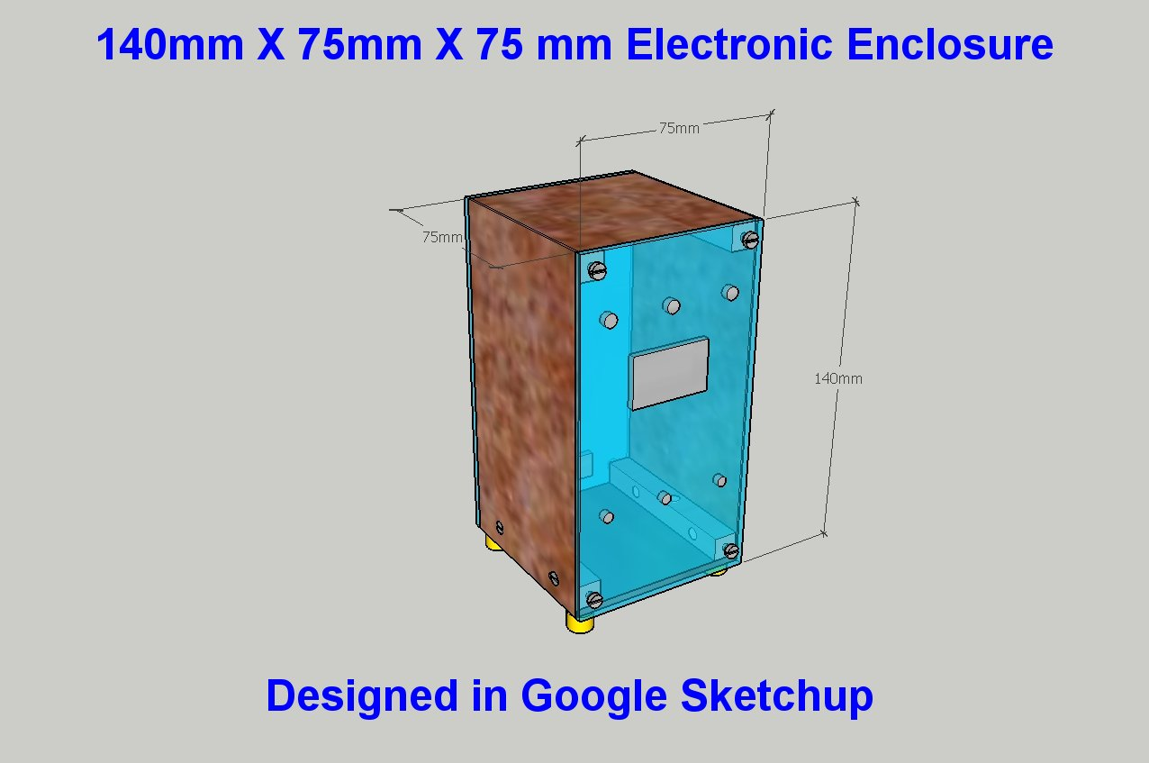 Picture of Design of the Enclosure