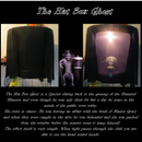 RE: The Hat Box Ghost Effect