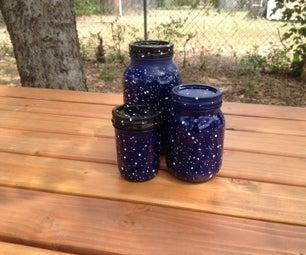 Speckle Ware Mason Jar
