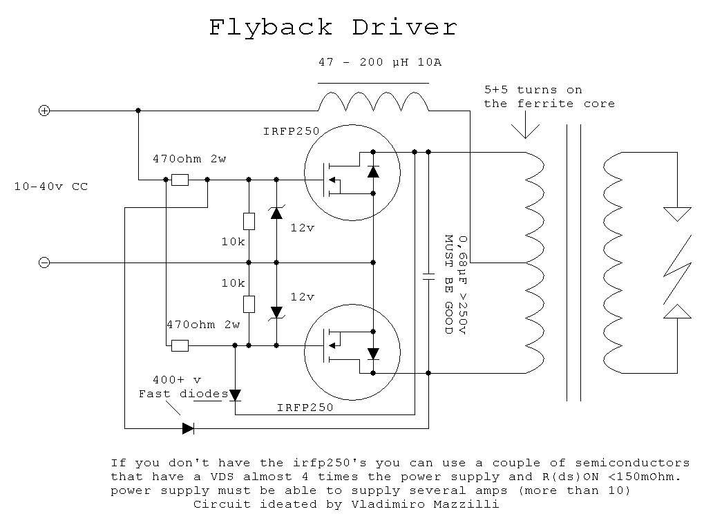 the zvs driver 3 steps rh instructables com