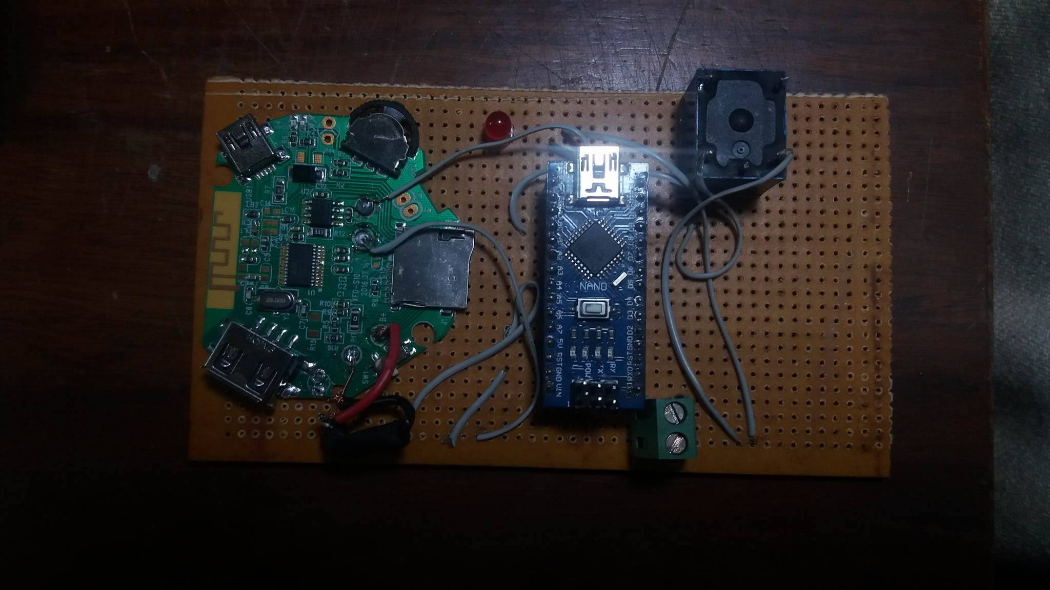 Picture of Circuit.