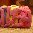 How To Make A Rainbow Alarm Clock Out Of Clay