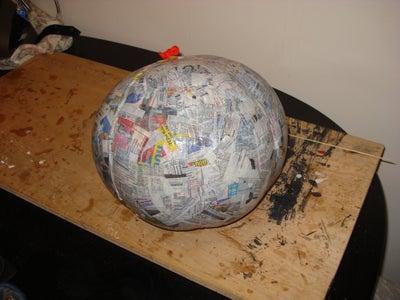Cover the Balloon