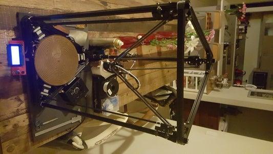 Building a Cheap Delta Printer