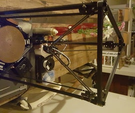 Building a $550 (AU) Delta Printer