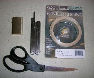 Tighten a Loose Sword Sheath