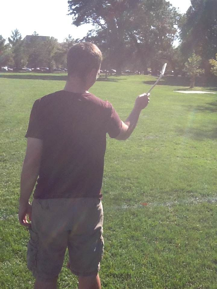 Picture of Step 9. Throwing and Catching the Boomerang