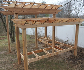 How to build a pergola: Make it awesome from the ground up.