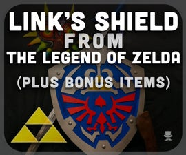 Link's Shield from The Legend of Zelda