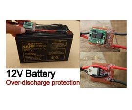 12V Battery Protection