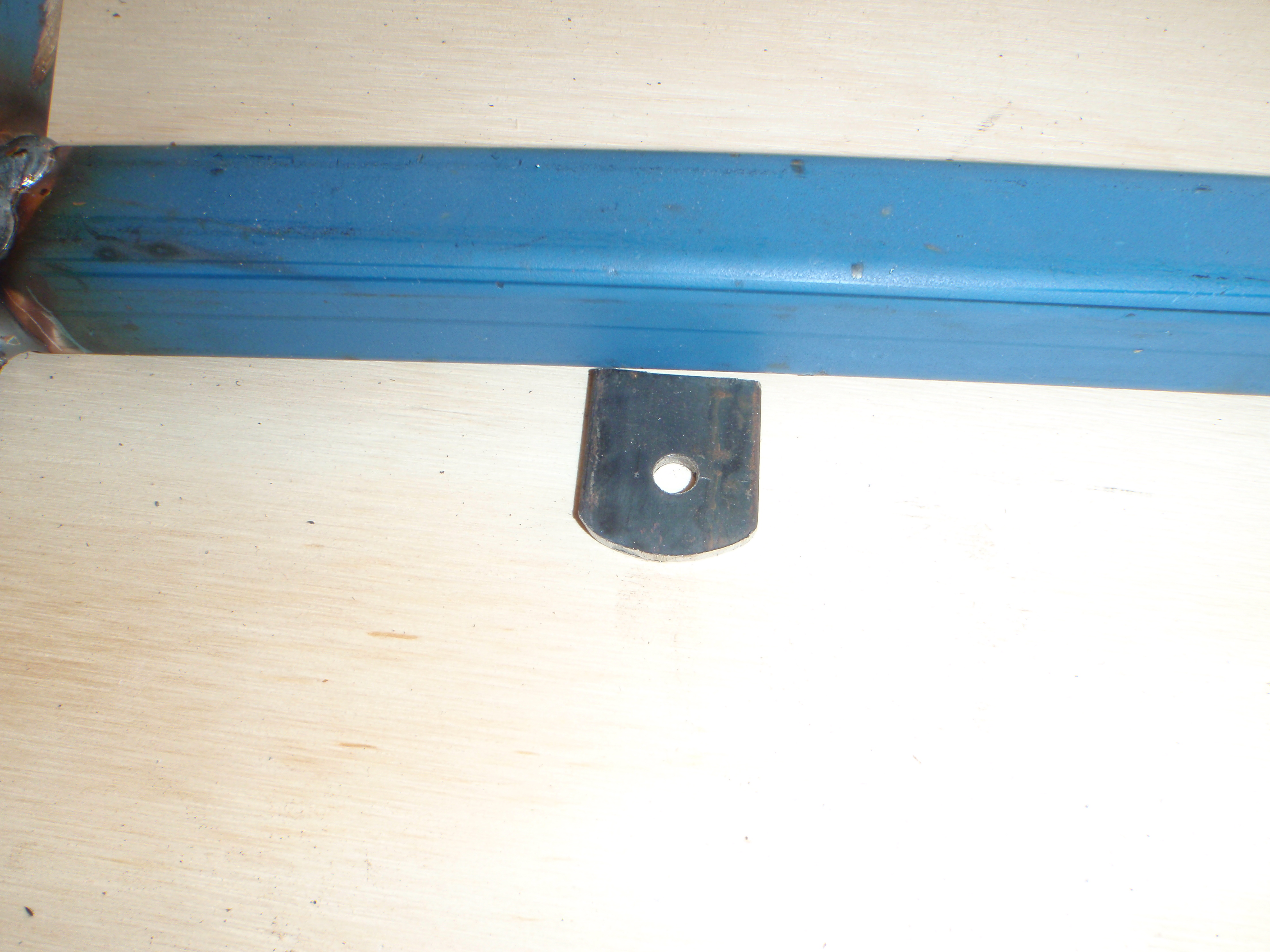 Picture of Floor and Chain Guard