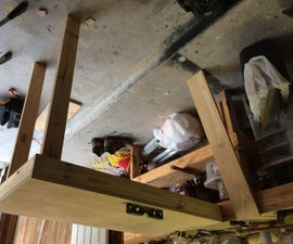 Removable Workbench Extension