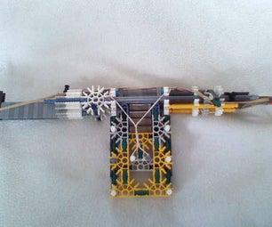 Michiels Knex Shell Ejection Gun