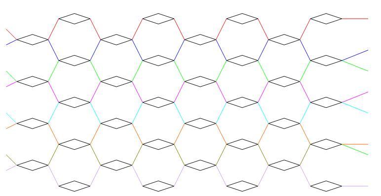 Picture of Complex Diamond Design - 2nd Design