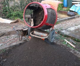 Soil Sieve Sifter Machine