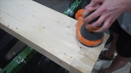 Picture of Sanding