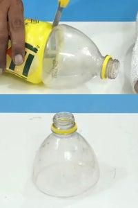 Let's Cut the Plastic Bottle!