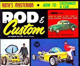 Building a Custom Automotive Wheel From Scratch