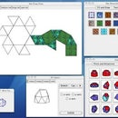 Polyhedron Modeling With JavaGami