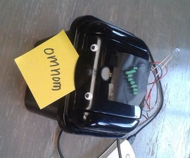 OMNOM - Automatic Trash Bin