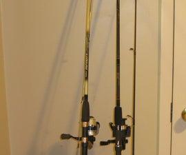 Repairing Fishing Rods