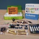 9 Arduino Tutorials for Grove Starter KIT From Seeed Studio