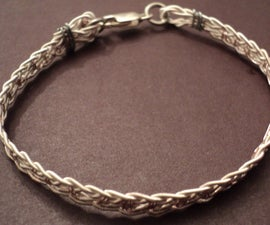 Make a Bracelet Out of Used Guitar Strings.
