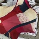 Heritage Wool Baby Blanket Quilt