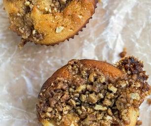 Easy Apple Pie Muffins