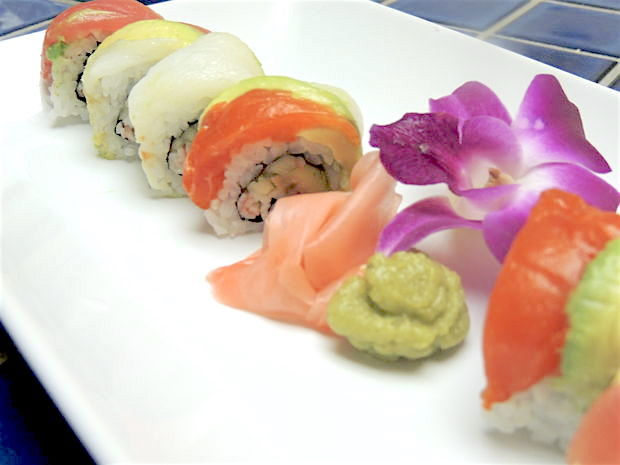 Picture of Rainbow Roll (Sushi)