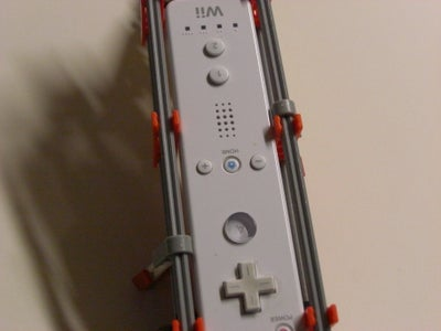 Inserting Wii Remote