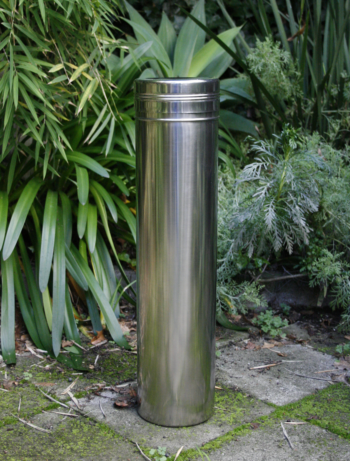 Picture of Get a Stainless Steel or Aluminum Container