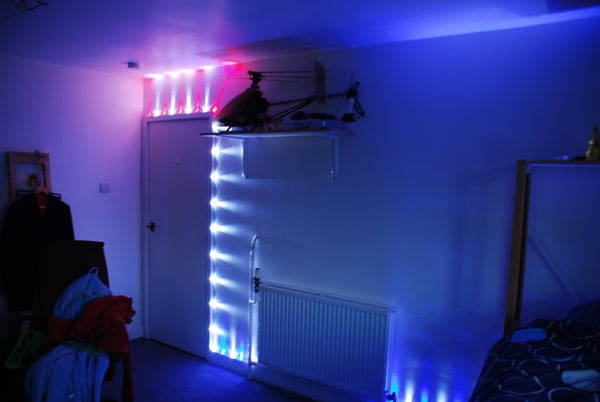 Fast, Quick, Cheap, Good Looking LED Room Lighting (for Anyone)