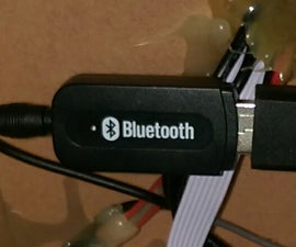 Add Bluetooth to any dock, stereo, speaker.