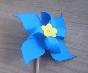 Miss La Sen Cute Pinwheel