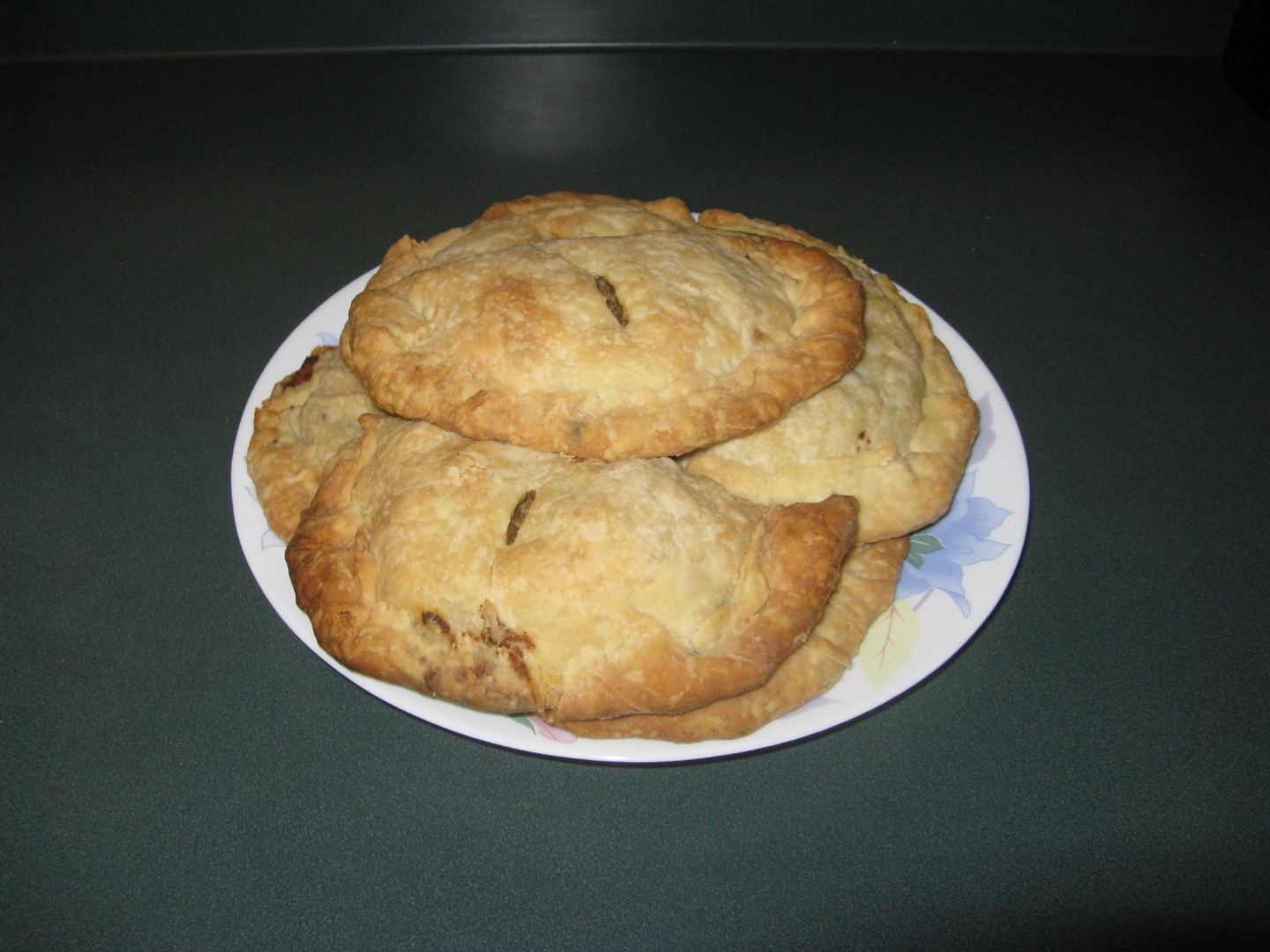 Picture of Chicken Pasties Recipe