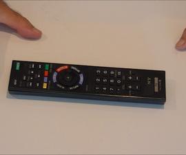 TV Remote Repair