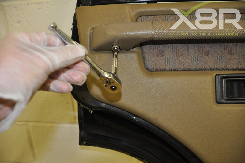 Picture of Remove Grab Handle