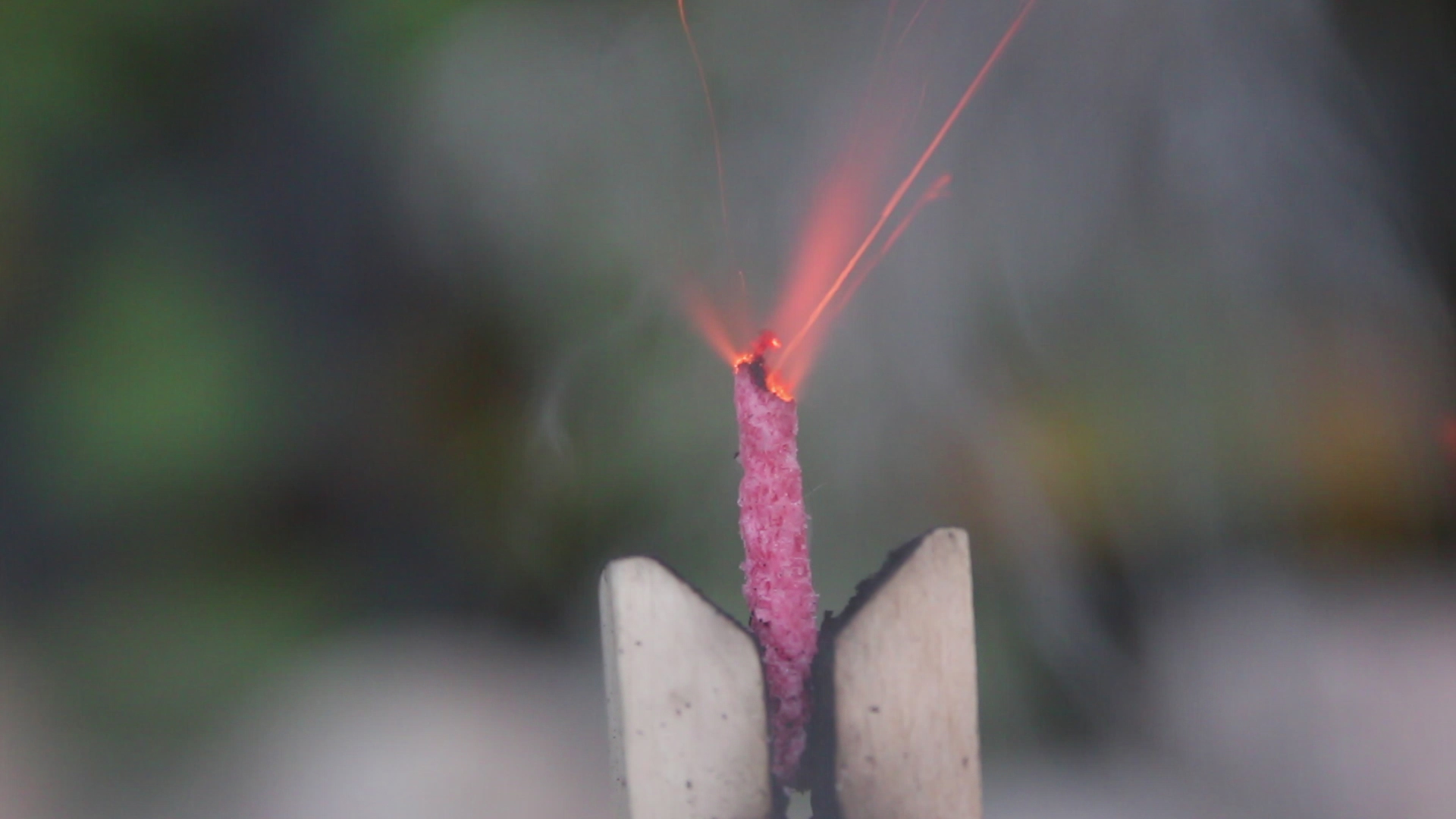 Picture of Lighting Your Sparklers