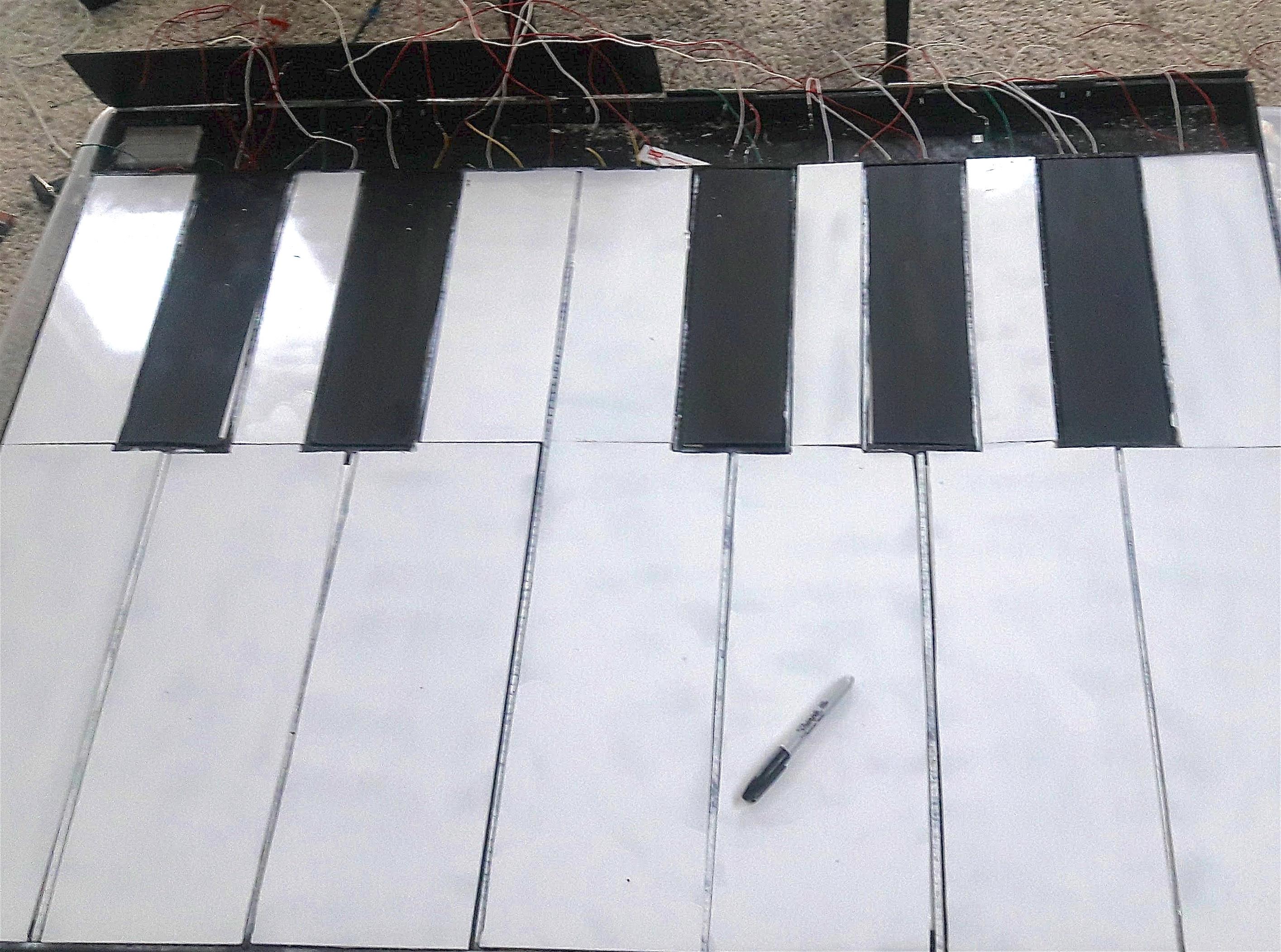 Picture of Arduino Floor Piano