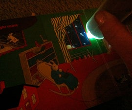 Light Pen and Glow Book