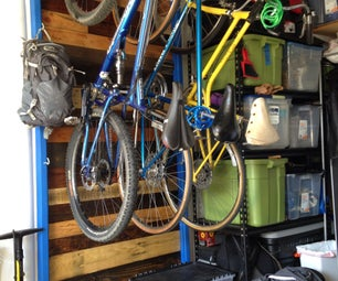 Bike Hanging Rack