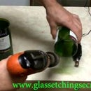 Tips on Sanding a Cut Glass Wine Bottle Edges