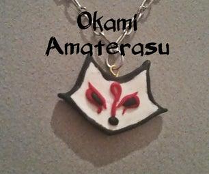 Okami Amaterasu Necklace