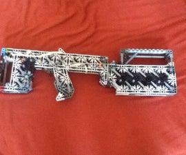 KIC3 Entry: FKG (Foldable Knex Gun) by Sharir1701