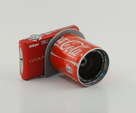 Coke Fisheye Lens.